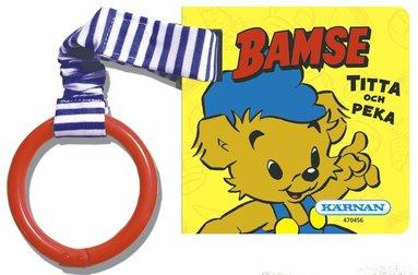 bokomslag Barnvagnsbok Bamse. Titta och peka
