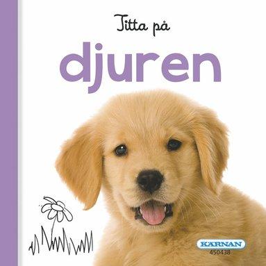 bokomslag Titta på djuren