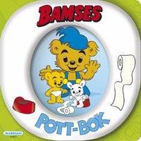 bokomslag Bamses pott-bok