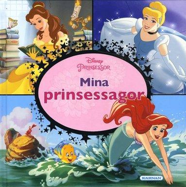 bokomslag Mina prinsessagor