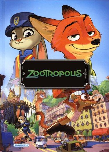 bokomslag Zootropolis