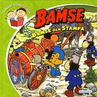 bokomslag Bamse : Bamse och Stampa