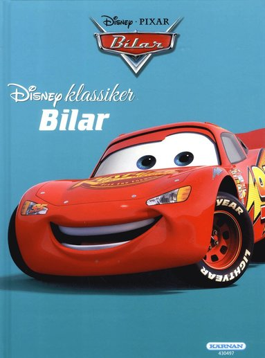 bokomslag Bilar. Disney klassiker - Bilar
