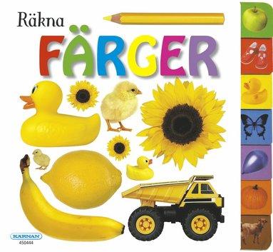 bokomslag Räkna färgerna