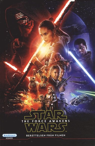 bokomslag Star Wars The Force Awakens