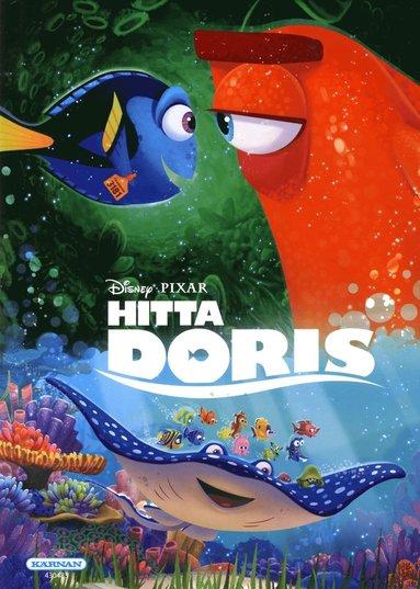 bokomslag Hitta Doris