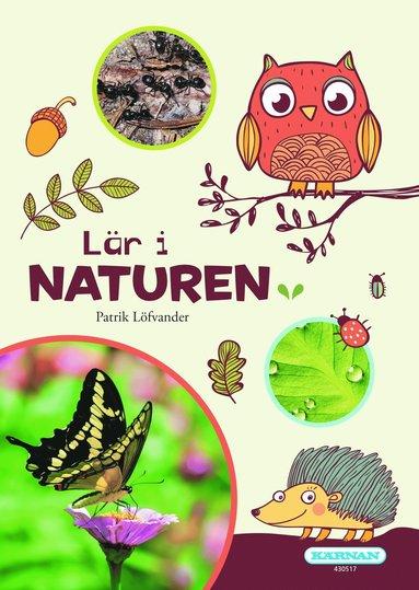 bokomslag Lär i naturen