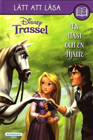 bokomslag Trassel. En häst och en hjälte