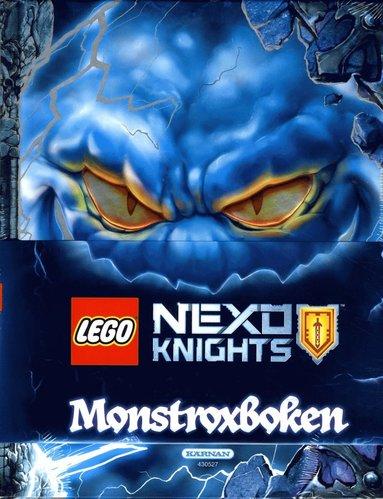 bokomslag Lego Nexo Knights Monstroxboken