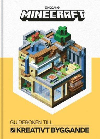 bokomslag Minecraft : guideboken till kreativt byggande