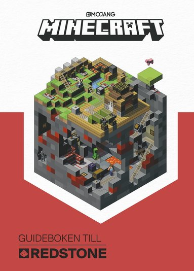 bokomslag Minecraft : guideboken till Redstone