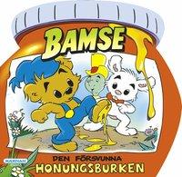 bokomslag Bamse Den försvunna honungsburken