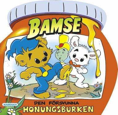 bokomslag Bamse. Den försvunna honungsburken