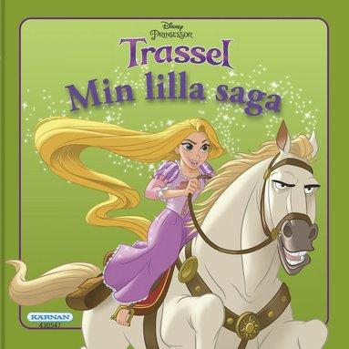 bokomslag Min lilla saga. Rapunzel