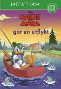 bokomslag Kalle Anka gör en utflykt