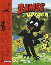 bokomslag Bamse: Boken om Vargen