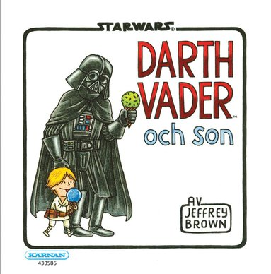 bokomslag Star Wars. Darth Vader och son