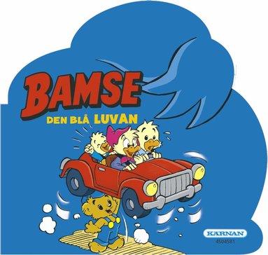 bokomslag Bamse Den blå luvan