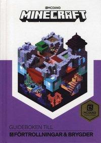 bokomslag Minecraft : guideboken till förtrollningar och brygder