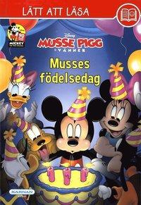 bokomslag Musses födelsedag