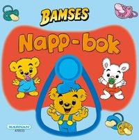 bokomslag Bamses nappbok
