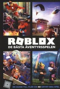 bokomslag Roblox : de bästa äventyrsspelen