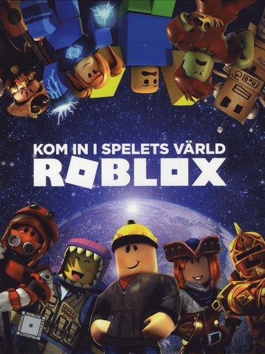 bokomslag Kom in i spelets värld ROBLOX
