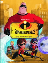 bokomslag Superhjältarna 2