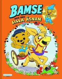 bokomslag Bamse och den lilla åsnan