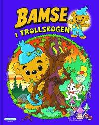 bokomslag Bamse i trollskogen