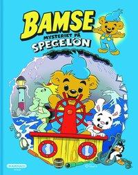 bokomslag Bamse på spegelön