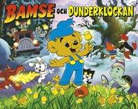 bokomslag Bamse och dunderklockan