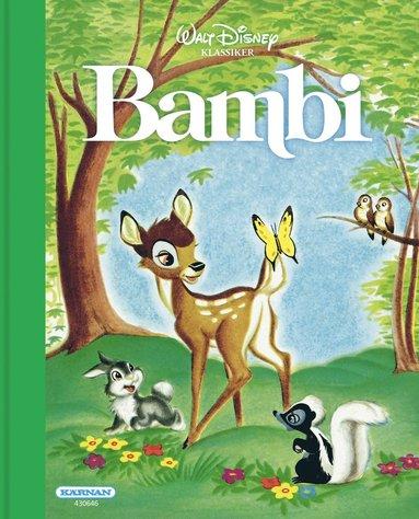 bokomslag Bambi