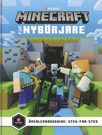 bokomslag Minecraft för nybörjare