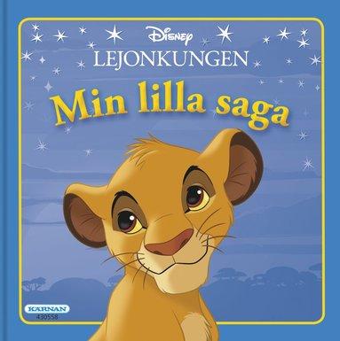 bokomslag Min lilla saga Lejonkungen