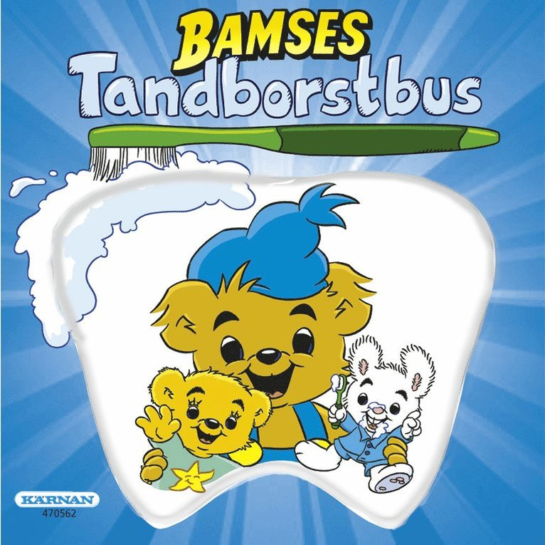 Bamses tandborstbus 1
