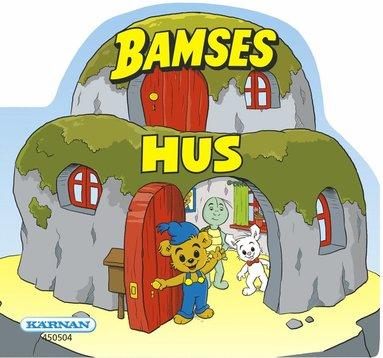 bokomslag Bamses hus