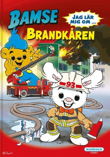 bokomslag Jag lär mig om brandkåren