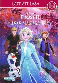 bokomslag Elsas magiska resa