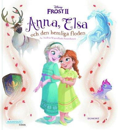 bokomslag Anna, Elsa och den hemliga floden