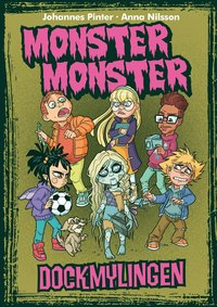 bokomslag Monster monster 12  - Dockmylingen