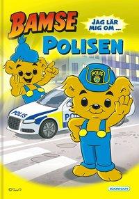 bokomslag Jag lär mig om polisen