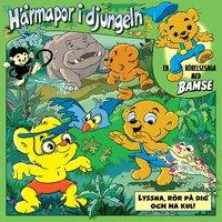 bokomslag Härmapor i djungeln