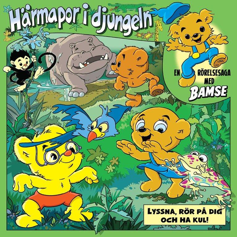 Härmapor i djungeln 1