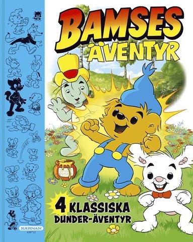 bokomslag Bamses äventyr