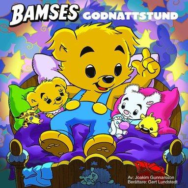 bokomslag Bamses godnattstund