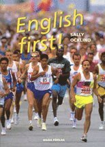 English first!