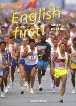 bokomslag English first! [Reviderad]