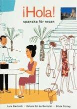 bokomslag Hola! spanska för resan