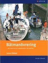 bokomslag Båtmanövrering